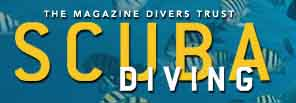 Scuba Diving Magazine logo